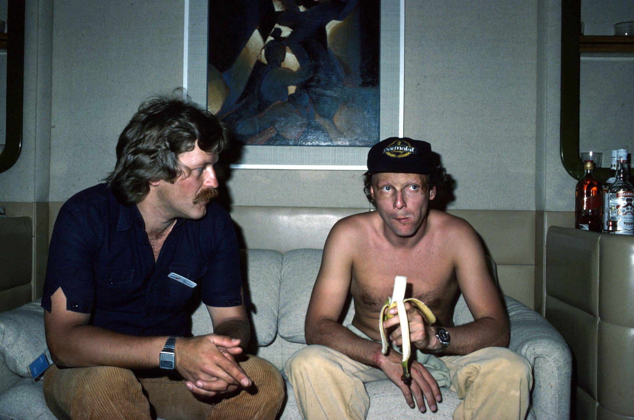 1979 - Monaco - Norbert Haug and Niki Lauda.jpg